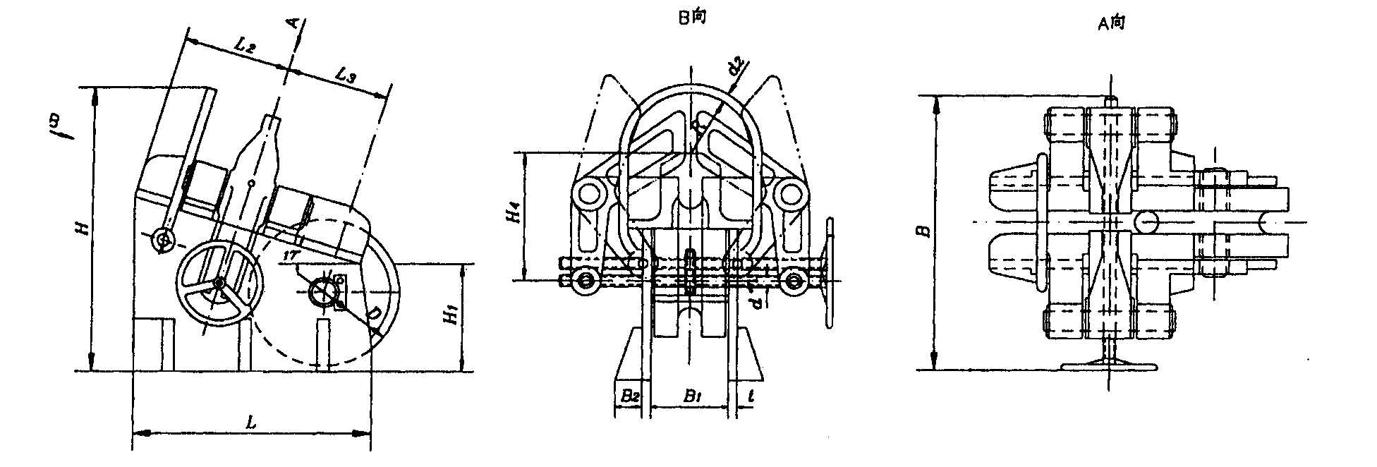 BAR stopper-chain