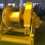 5T marine hydraulic winch