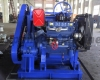 7T desiel engine winch of expansion marine