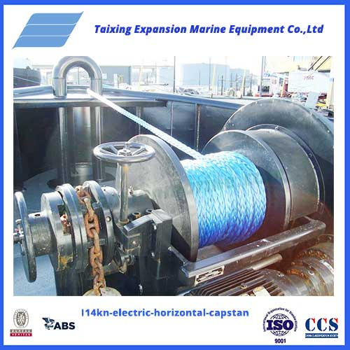 electric Anchor windlass Winch