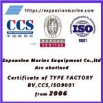 Expansion Marine Type Factory Certification